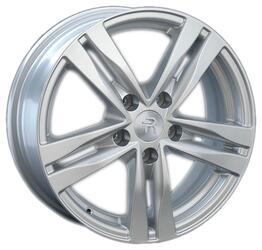 Автомобильный диск литой Replay LF10 6,5x16 5/114,3 ET 45 DIA 60,1 Sil