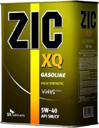 Моторное масло ZIC XQ 5W40 167006