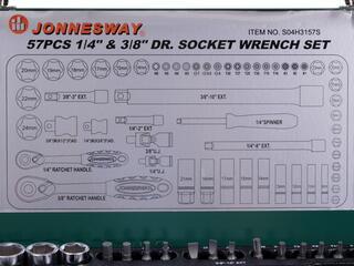 Набор торцевых головок Jonnesway S04H3157S