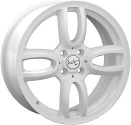 Автомобильный диск Литой LegeArtis MN1 7x17 4/100 ET 48 DIA 56,1 White