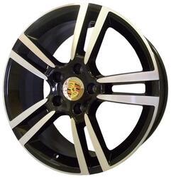 Автомобильный диск Литой LegeArtis PR8 8,5x19 5/130 ET 59 DIA 71,6 BKF