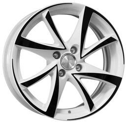 Автомобильный диск Литой K&K Игуана 5,5x14 4/98 ET 35 DIA 58,5 Венге