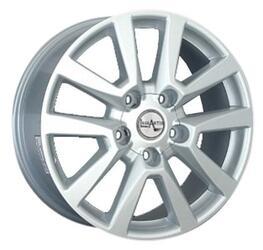 Автомобильный диск Литой LegeArtis LX40 8x18 5/150 ET 60 DIA 110,1 Sil