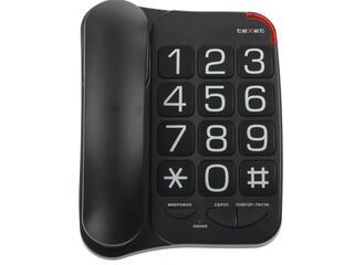 Телефон проводной TeXet ТХ-201