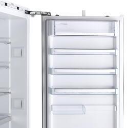 Холодильник с морозильником BOSCH KIS 87AF30R