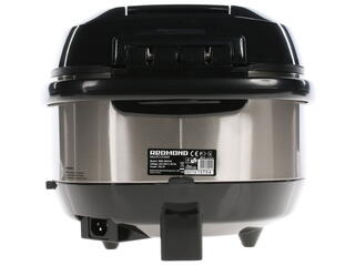 Мультиварка Redmond RMC-M4510 BL серебристый