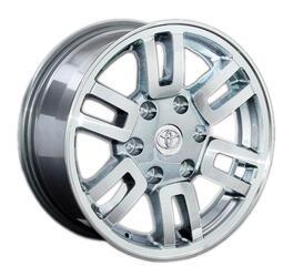 Автомобильный диск литой Replay TY95 7x16 6/139,7 ET 30 DIA 106,1 Sil