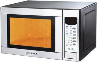 Микроволновая печь Supra MWS-1931SS серебристый
