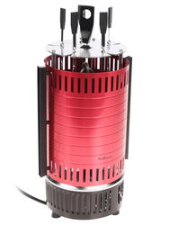 Электрошашлычница Pullman PL-1017R красный