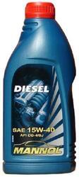 Моторное масло MANNOL Diesel 15W40 DL10145
