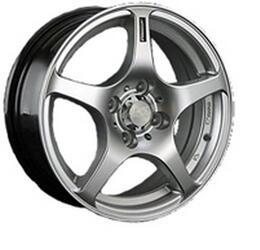 Автомобильный диск Литой LS T157 6x14 5/110 ET 35 DIA 58,5 HP