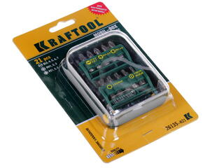 Набор бит KRAFTOOL 26135-H21