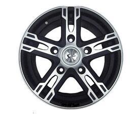 Автомобильный диск Литой LS 215 6,5x15 5/139,7 ET 40 DIA 98,5 GMF