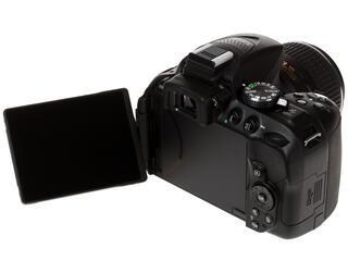 Зеркальная камера Nikon D5300 Kit 18-55mm VR II черный