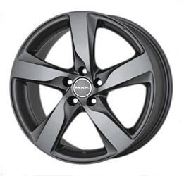 Автомобильный диск Литой MAK G-BURG W 8x18 5/108 ET 45 DIA 63,4 Titan Matt