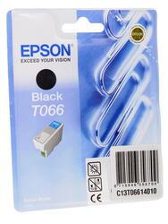 Картридж струйный Epson T066