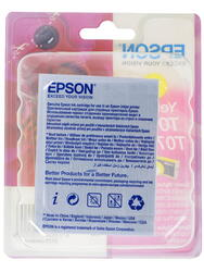 Картридж струйный Epson T0734