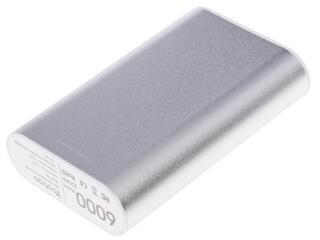 Портативный аккумулятор Yoobao S3 серебристый