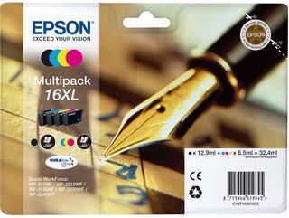 Набор картриджей Epson T16 (XL)