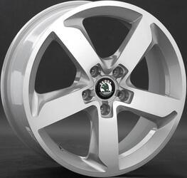 Автомобильный диск литой Replay SK52 6,5x16 5/112 ET 50 DIA 57,1 Sil