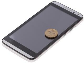 "5"" Смартфон Micromax Canvas Power AQ5001 8 ГБ серебристый"
