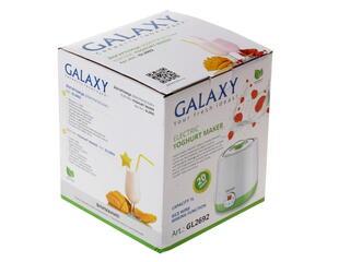 Йогуртница Galaxy GL 2692 белый