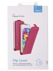 Чехол-книжка  Deppa для смартфона Samsung Galaxy S5 mini