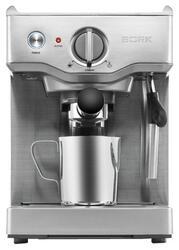 Кофемашина Bork C700 серебристый