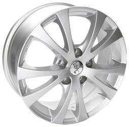 Автомобильный диск Литой LegeArtis KI41 6,5x16 4/100 ET 45 DIA 54,1 Sil