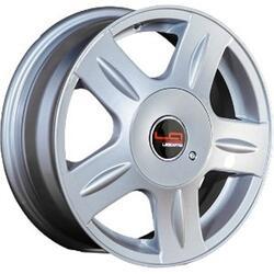 Автомобильный диск Литой LegeArtis RN4 6x15 4/100 ET 50 DIA 60,1 Sil