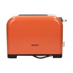 Тостер ZELMER ZTS2910M серый, оранжевый