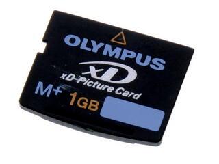 Карта памяти OLYMPUS xD 1 Гб