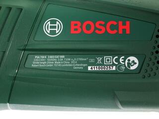 Ножовка электрическая Bosch PSA 700 E