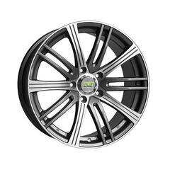 Автомобильный диск Литой Nitro Y294 6,5x15 4/114,3 ET 40 DIA 73,1 BFP