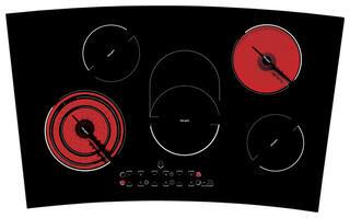 Электрическая варочная поверхность Hansa BHC94339030