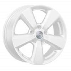 Автомобильный диск литой Replay SZ10 6,5x16 5/114,3 ET 45 DIA 57,1 White