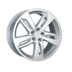 Автомобильный диск литой LegeArtis LR40 9,5x20 5/120 ET 53 DIA 72,6 Sil