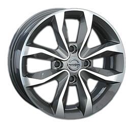 Автомобильный диск Литой Replay NS94 5,5x15 4/100 ET 45 DIA 60,1 GMF