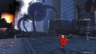 Игра для Xbox 360 Kinect Rush: A Disney Pixar Adventure