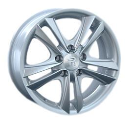 Автомобильный диск литой Replay SNG13 6,5x16 5/139,7 ET 45 DIA 57,1 Sil