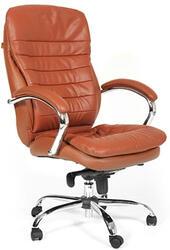 Кресло руководителя CHAIRMAN CH795 коричневый