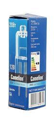 Лампа галогенная Camelion JC G4 20W