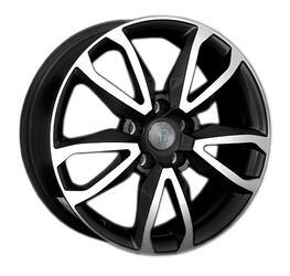 Автомобильный диск литой Replay HND127 6,5x17 5/114,3 ET 48 DIA 67,1 BKF