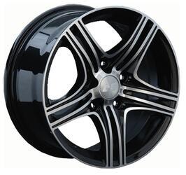 Автомобильный диск Литой LS 127 7x16 5/114,3 ET 45 DIA 73,1 BKF