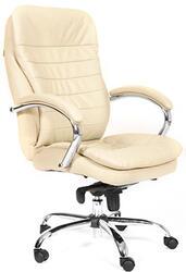 Кресло руководителя CHAIRMAN CH795 белый