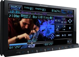 Автопроигрыватель Pioneer AVH-P4100DVD