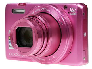 Компактная камера Nikon Coolpix S7000 розовый