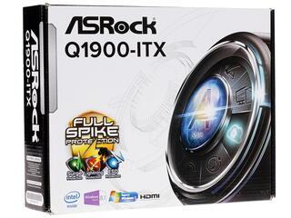 Материнская плата ASRock Q1900-ITX