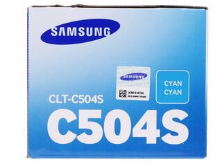 Картридж лазерный Samsung CLT-C504S