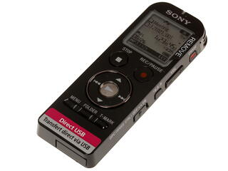 Диктофон Sony ICD-UX533B